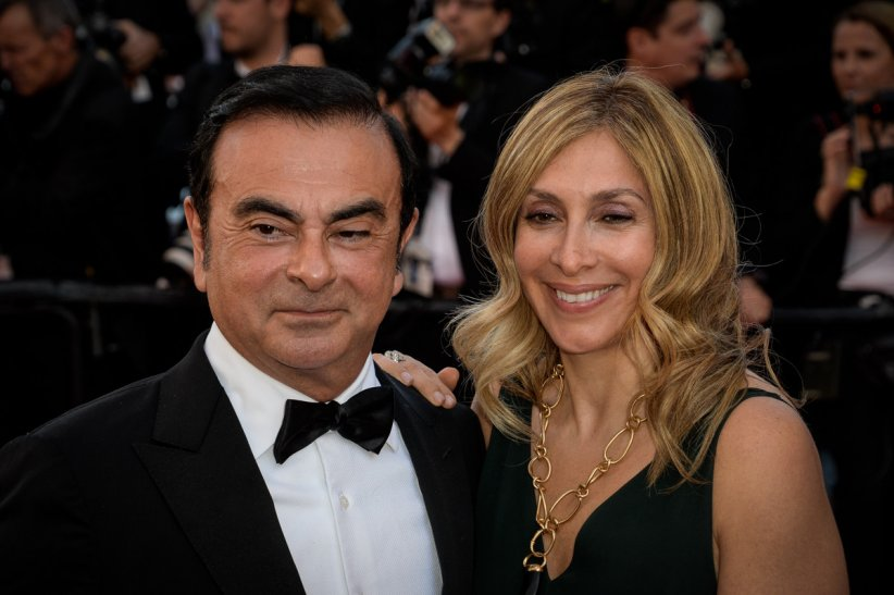 Carole Ghosn dénonce les conditions de détention de son mari