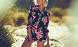 La tendance tropicale en 10 looks