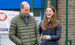 Kate Middleton et le prince William débarquent sur YouTube