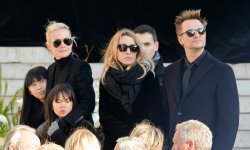 Exhumation de Johnny Hallyday : Laeticia n'a pas informé David et Laura