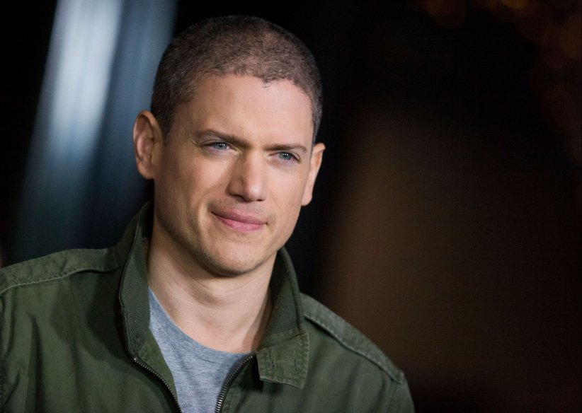 Wentworth Miller assiste à la projection du film  The Loft  à Los Angeles, en janvier 2015.