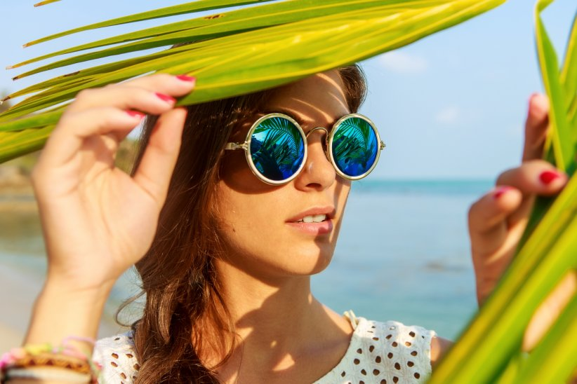 4f671e2686cdd Les lunettes rondes sont idéales pour les visages ovales et carrés.