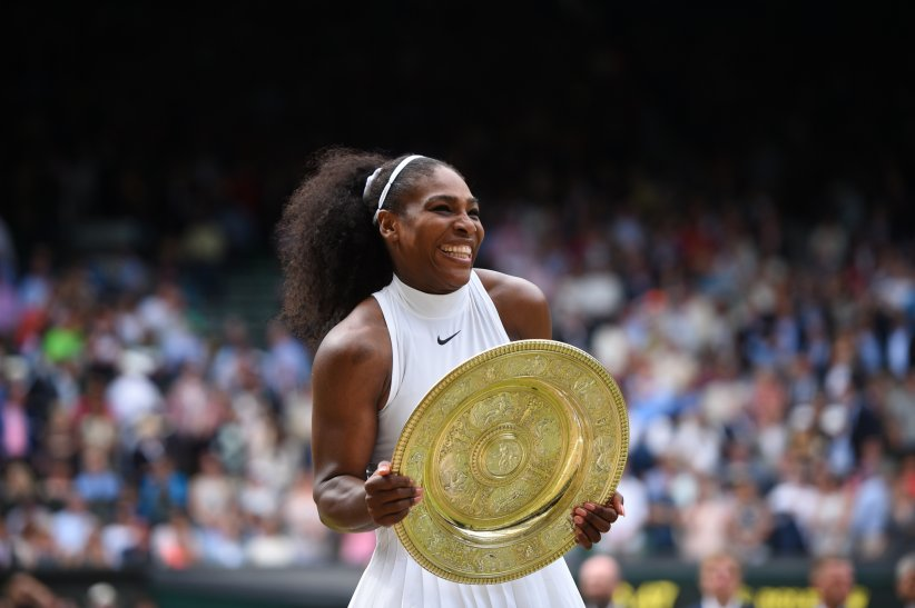Serena Williams remporte Wimbledon