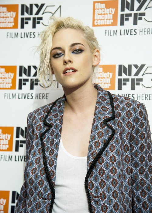 Kristen Stewart lors du 54e Festival du film de New York au Lincoln Center à New York, le 5 octobre 2016.