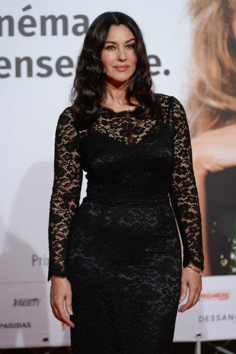 1fe05308841e1a Monica Bellucci : preuve que la beauté n'a pas d'âge