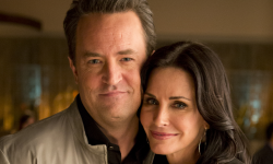 Courteney Cox et Matthew Perry : en couple ?