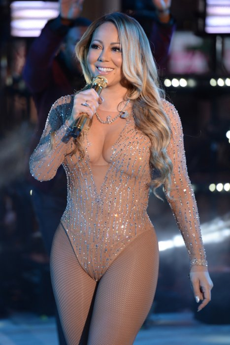 Mariah Carey râte son Nouvel An