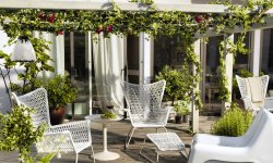 Terrasses vertes : on adore !