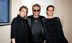 Héritage de Johnny Hallyday : accord trouvé entre Laeticia et Laura Smet