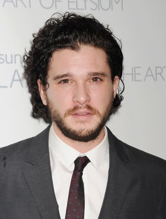 Kit Harington assiste au 8e Annual Heaven Gala Art of Elysium and Samsung Galaxy à Los Angeles, le 10 janvier 2015.
