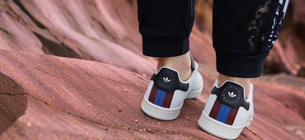 chaussures de séparation a9b50 7ce62 Adidas et Stella McCartney dévoilent la première paire de ...