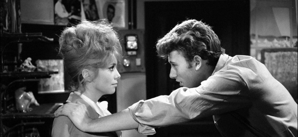 "Johnny Hallyday : Catherine Deneuve évoque son ""vrai attachement"""