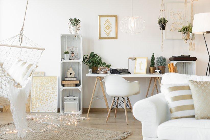 10 inspirations pour saménager un coin bureau à la maison sur