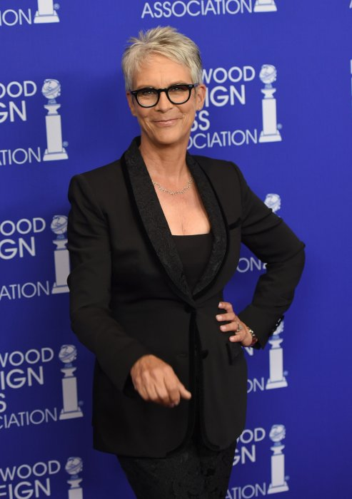 Jamie Lee Curtis, hermaphrodite ? Telle est la question !