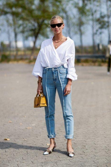 d3773e6127b27d Leçon de style : 10 astuces pour associer le jean à sa tenue