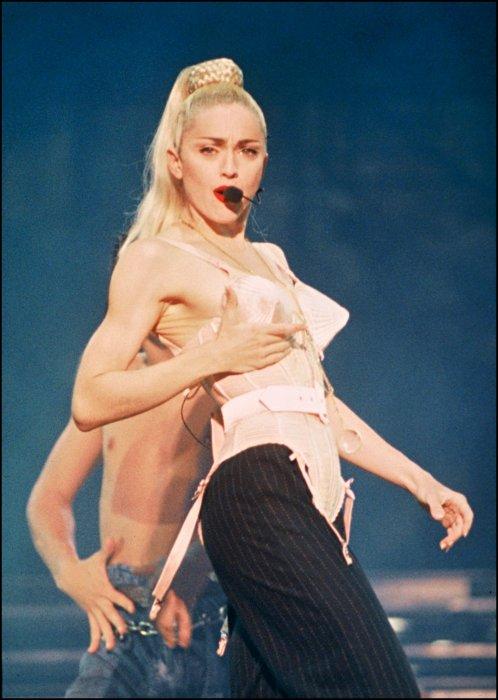 Madonna masturbation #4