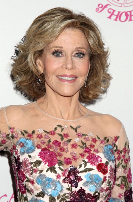 Jane Fonda assiste à la soirée caritative Carousel Of Hope 2016 à Los Angeles, le 8 octobre 2016.
