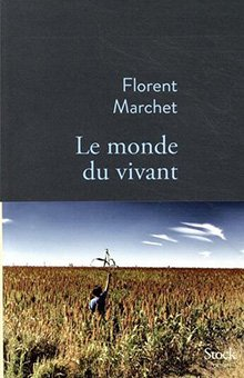 Interview de Florent Marchet pour son premier roman