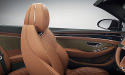 Nouvelles finitions en tweed chez Bentley