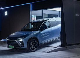 NIO déploie ses stations Power Swap Station 2.0