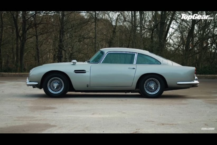 Top Gear réunit les voitures de James Bond