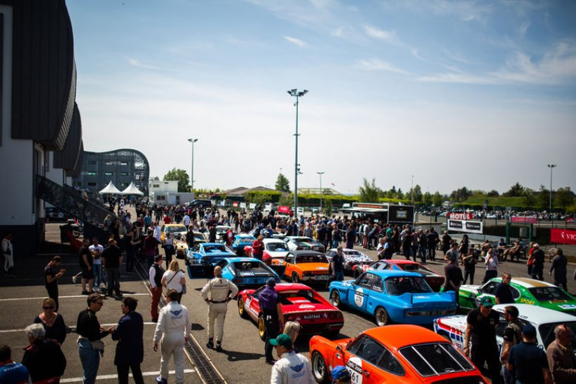 Tour Auto Optic 2000 : le public bienvenu