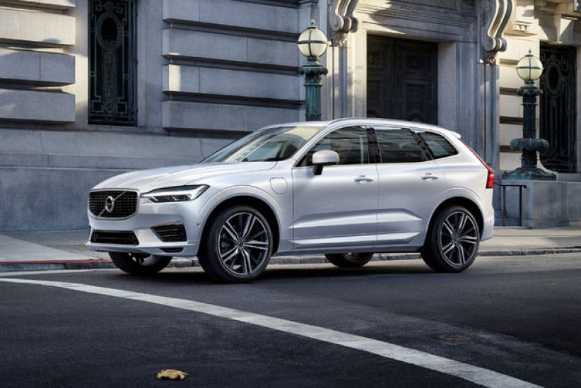 Volvo XC60 : production lancée