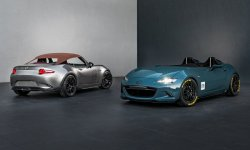 Mazda MX-5 : un million d'unités
