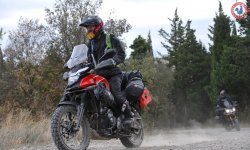 Une Honda CB500X Adventure, c'est possible !