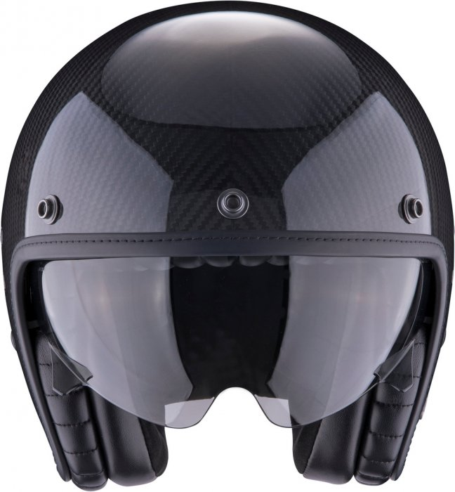 Casque jet Scorpion Belfast Carbon