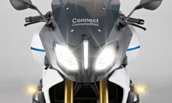 BMW R 1200 RS ConnectedRide : un prototype top sécurité !