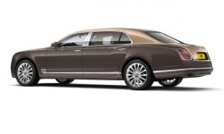 Bentley Mulsanne First Edition