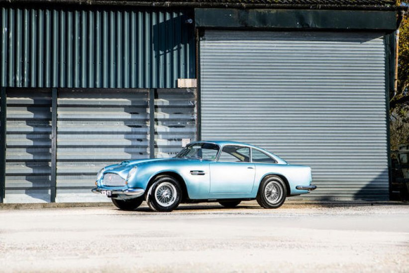 Bonhams : Aston DB4GT Lightweight