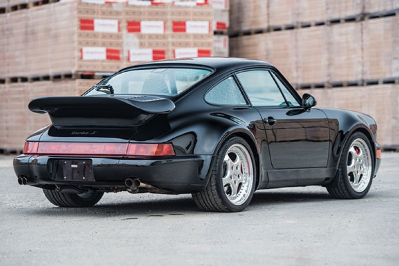 RM Sotheby's : collection Porsche