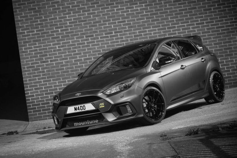 Mountune et la Ford Focus RS