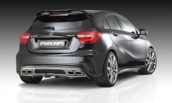 Mercedes Classe A par Piecha Design