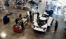 Nouvelle Ford GT : production lancée