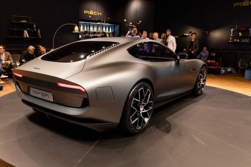 Concept Piëch Automotive Mark Zero