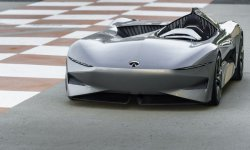 Pebble Beach: Infiniti Prototype 10
