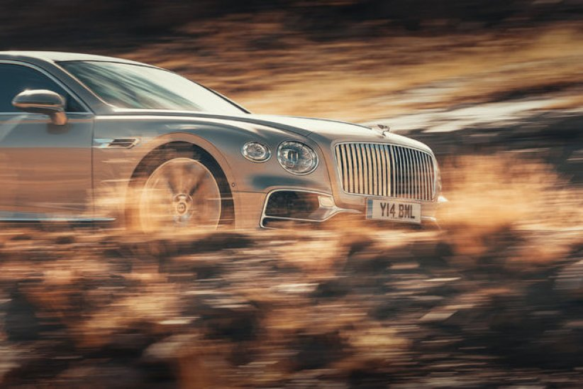 Nouvelles finitions pour la Bentley Flying Spur