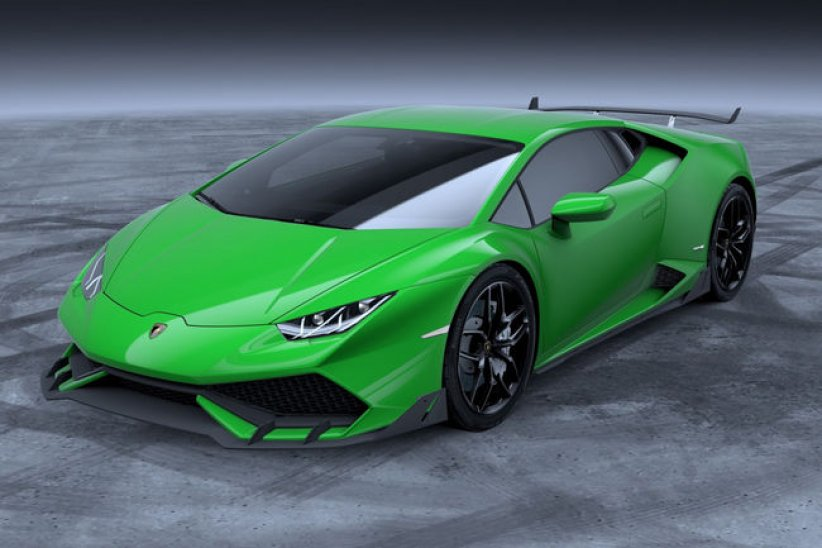Lamborghini Huracan : kits officiels