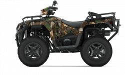 Polaris présente le Sportsman 570 Hunter Edition