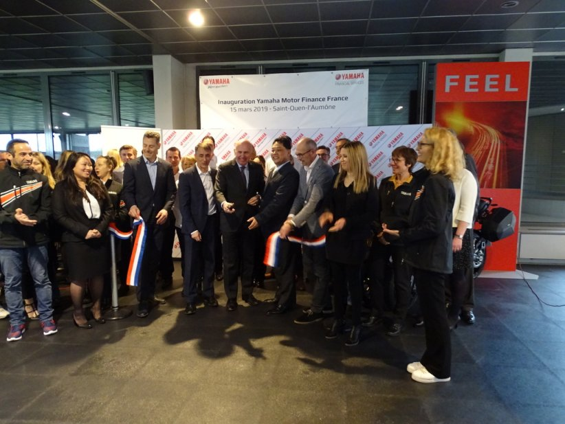 Inauguration officielle de YMFF