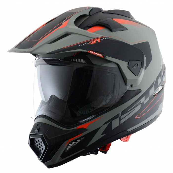 Casque Astone adventure Crosstourer 2017