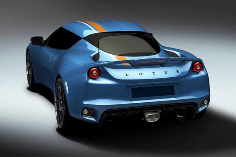 Lotus Evora 400 Limited Edition