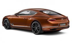 Bentley Continental GT 1st Edition