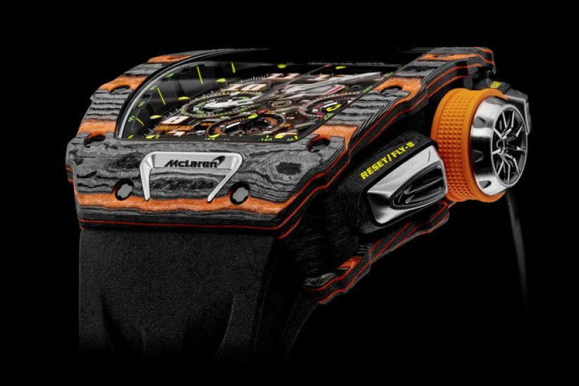 RM 11-03 McLaren Automatic Flyback