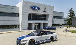Ford Mustang NASCAR Cup 2019