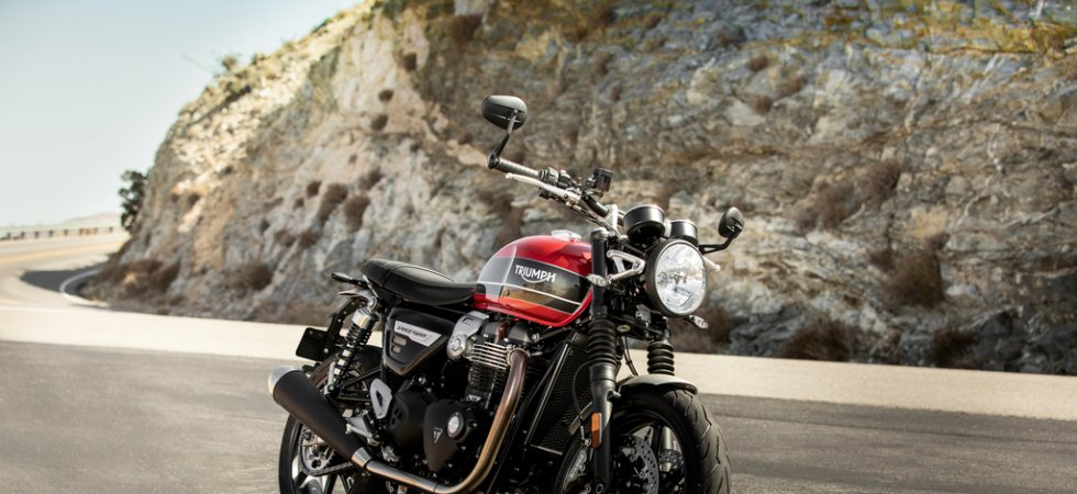 Triumph Speed Twin : on a les prix