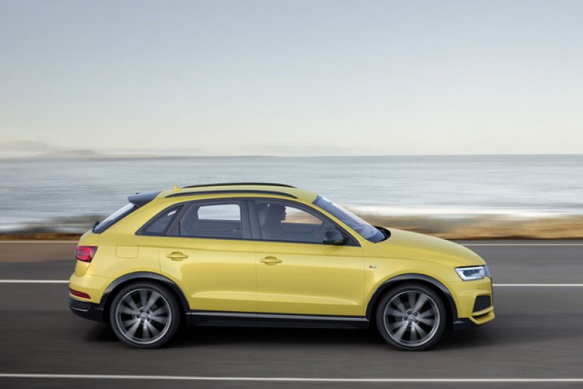 Nouvel Audi Q3 S line competition